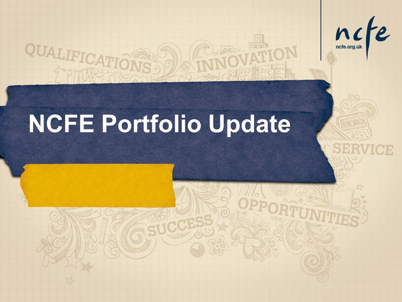 NCFE Portfolio Update