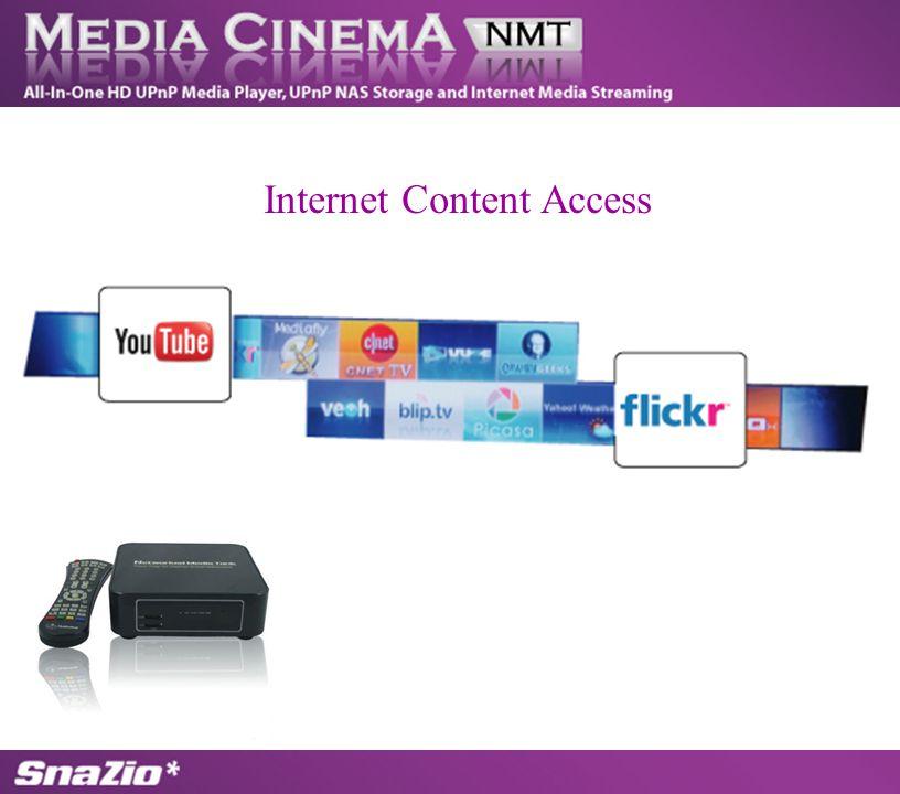 Internet Content Access