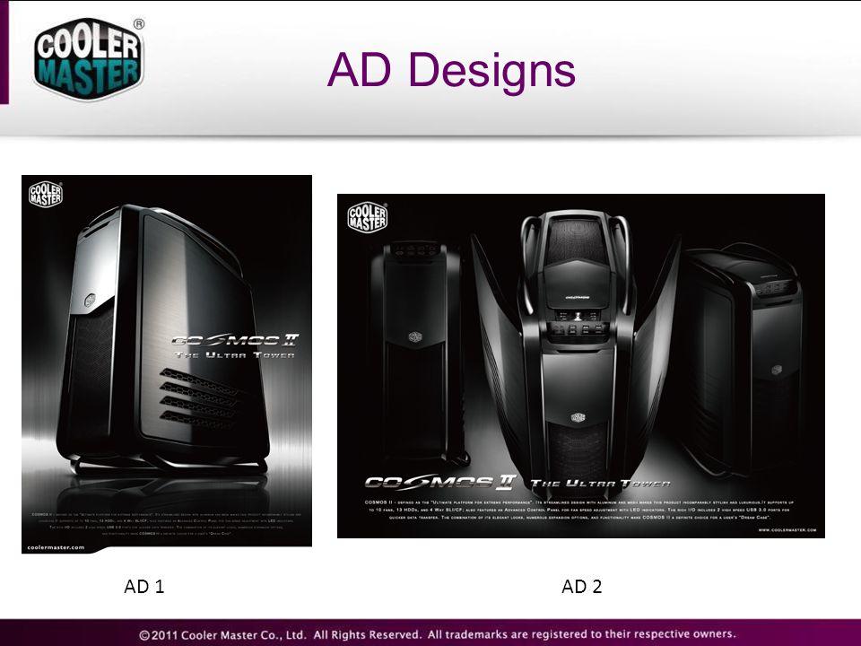 AD Designs AD 1AD 2