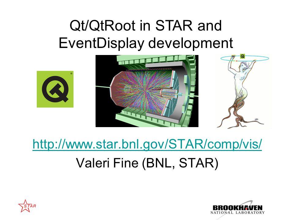 02/23/2005 STAR Collaboration Meeting fine@bnl.gov 22 Geometry components of Online display BEMC FTPC Endcap SVT
