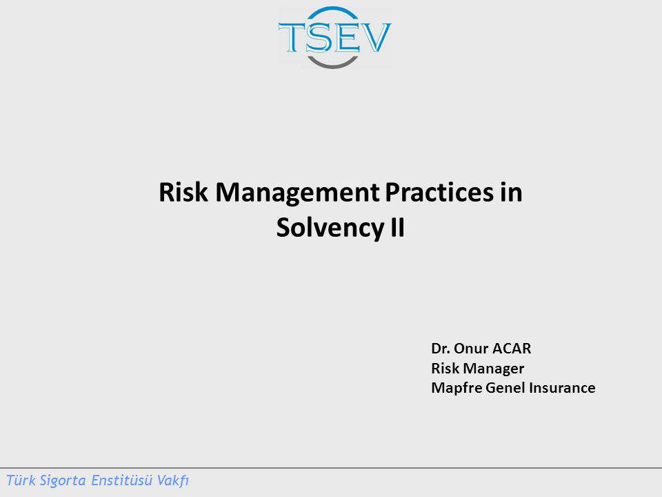 22 Effective Risk Management System Adequate written policies Appropriate procedures and feedback loops Appropriate management reporting Clearly defined and well documented Main risk management strategies and policies should be approved by the management body.