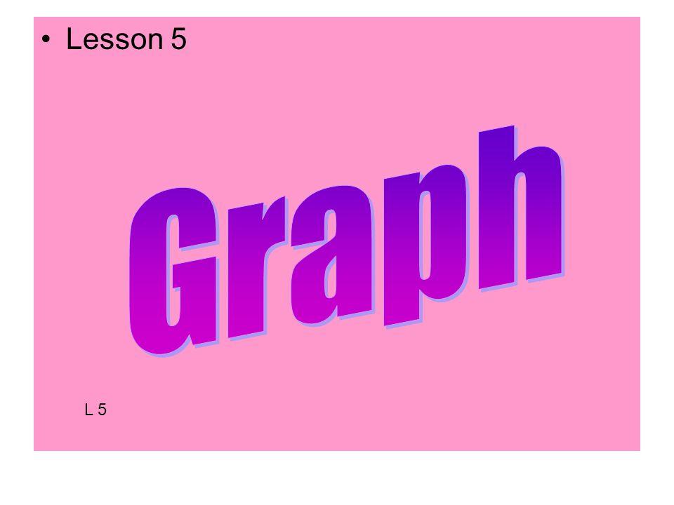 Lesson 5 L 5