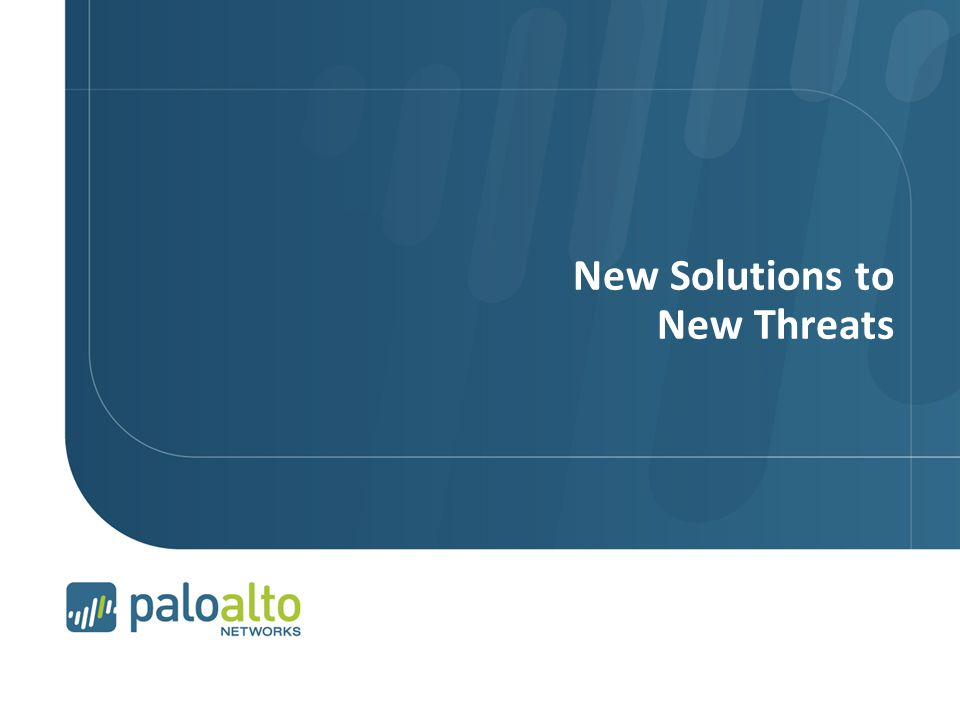 The Threats, They Are A Changing Page 2 | © 2008 Palo Alto Networks. Proprietary and Confidential