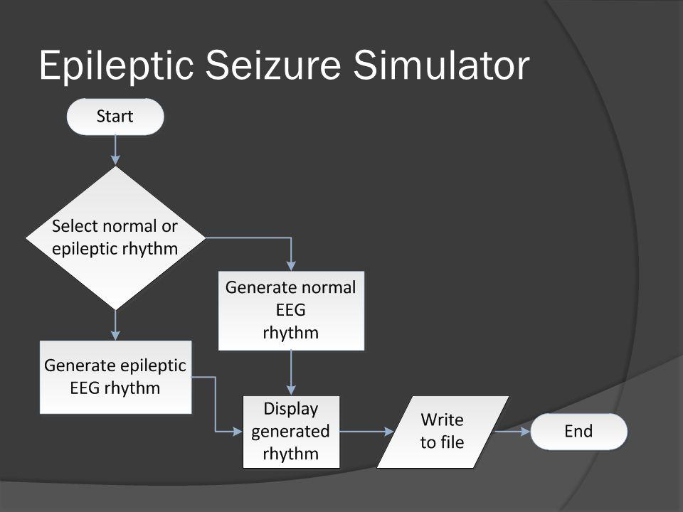 Epileptic Seizure Simulator