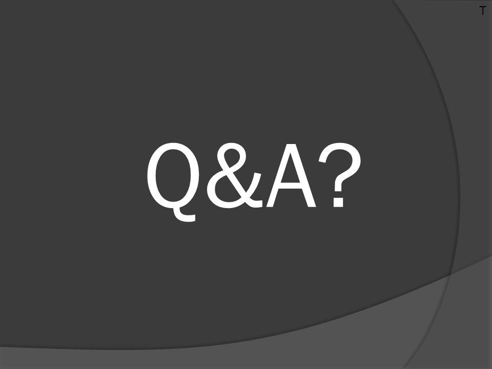 Q&A T