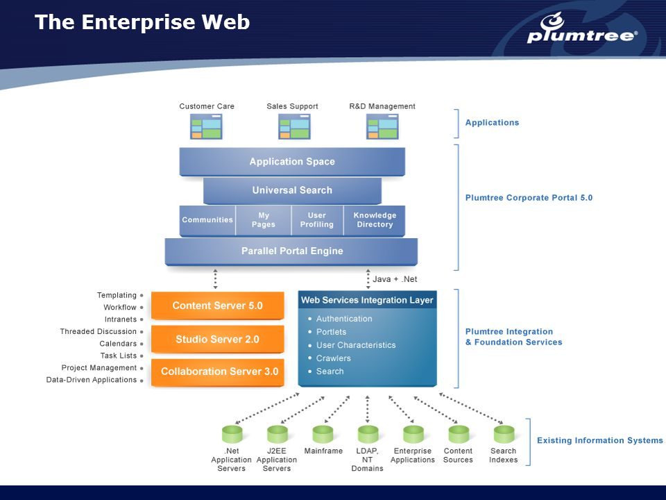 The Enterprise Web