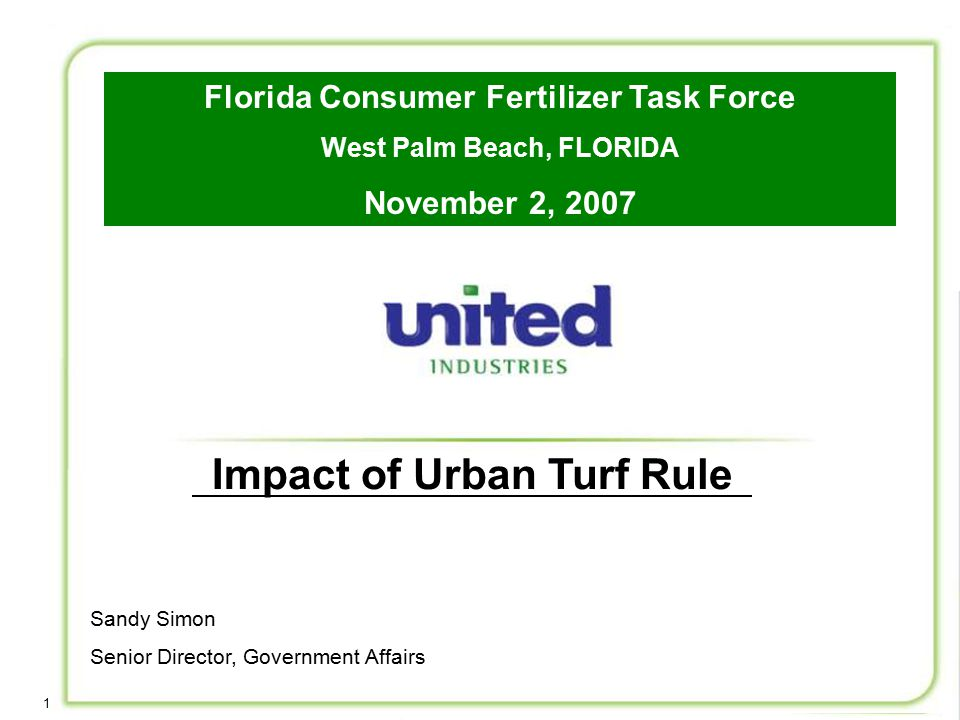 2 United Industries Corporation, A Subsidiary of Spectrum Brands