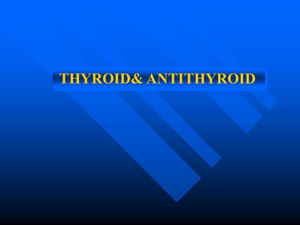 THYROID& ANTITHYROID