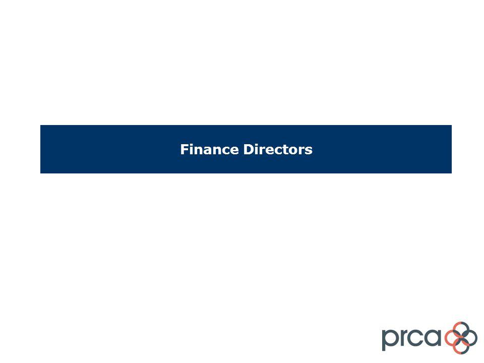 Finance Directors
