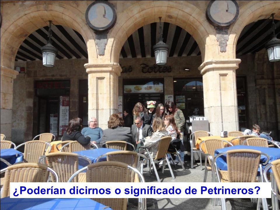 COÑECENDO SALAMANCA 1.- Cantos e que nome reciben os pavillóns que conforman a Praza Maior de Salamanca.