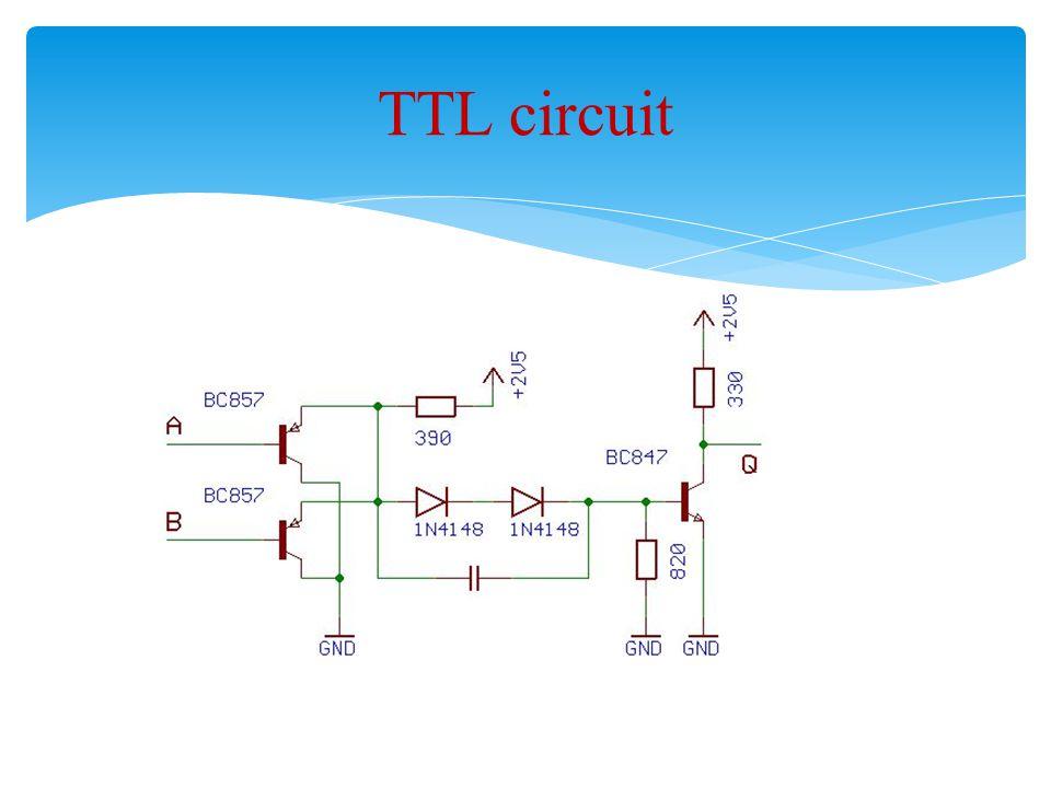 TTL circuit