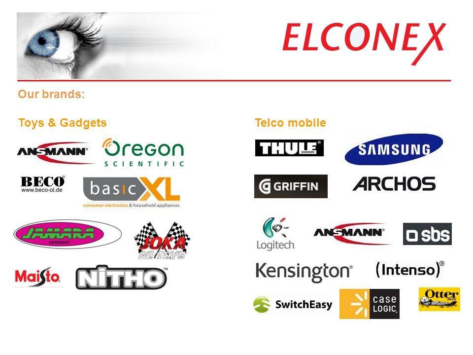 _____________________________________ Unsere Marken Our Brands: IT