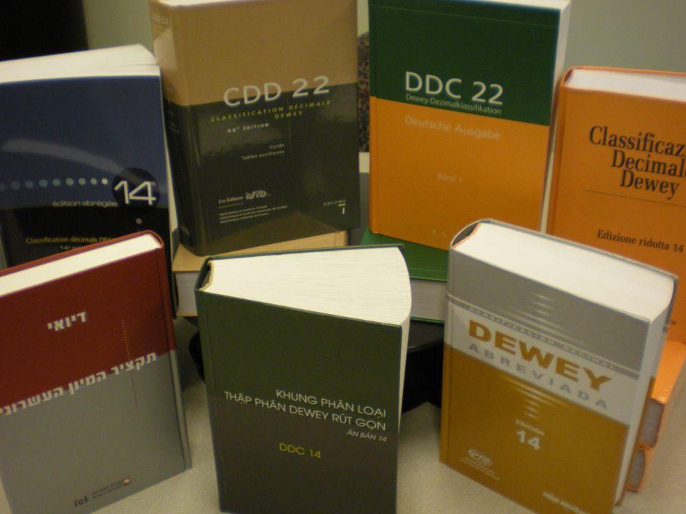 281 Eastern churches (2) Dewey editors (revised development) EPC Q1 2010 EPC (action) Dewey editors Q2 2010 Dewey editors DDC 23 Q2 2011