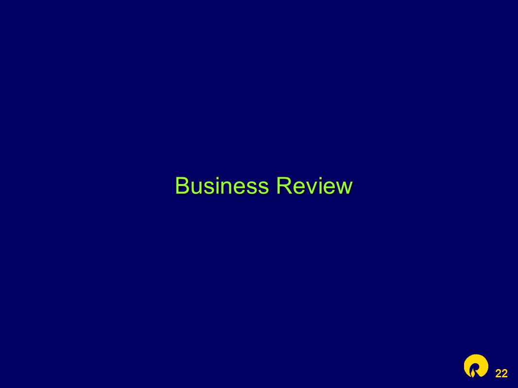 22 Business Review