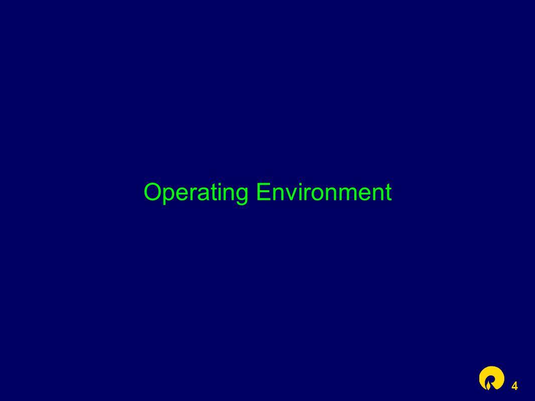 4 Operating Environment
