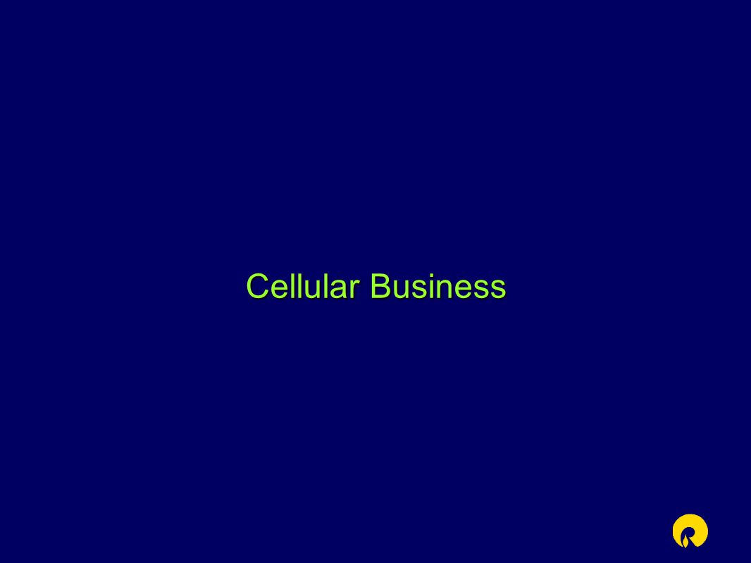 Cellular Business