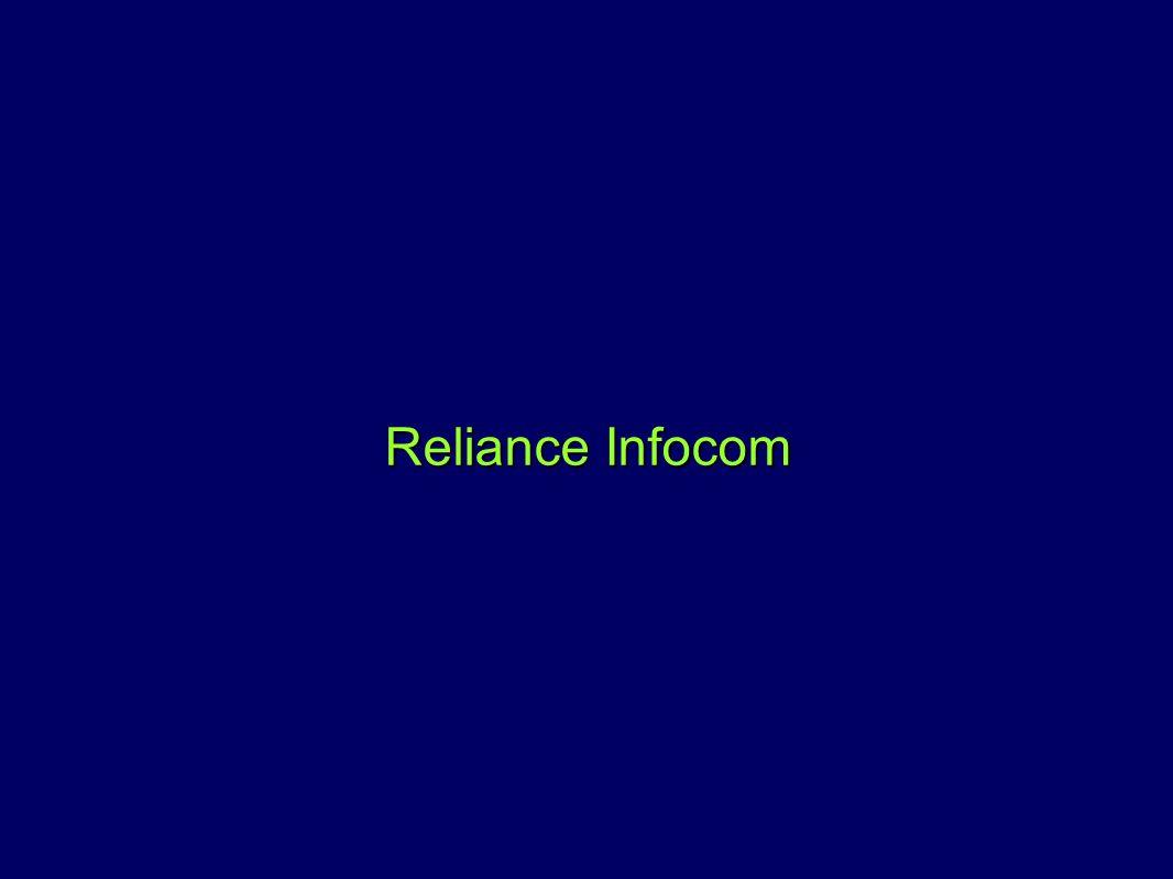 Reliance Infocom
