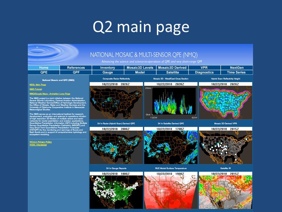 Q2 main page