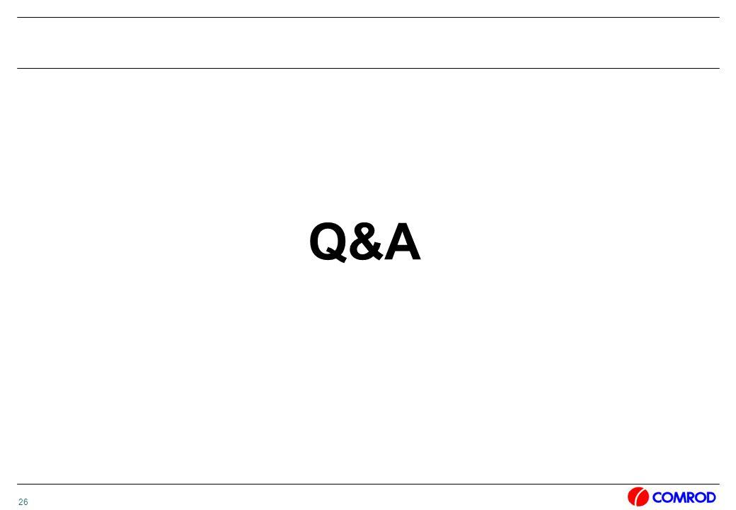 26 Q&A