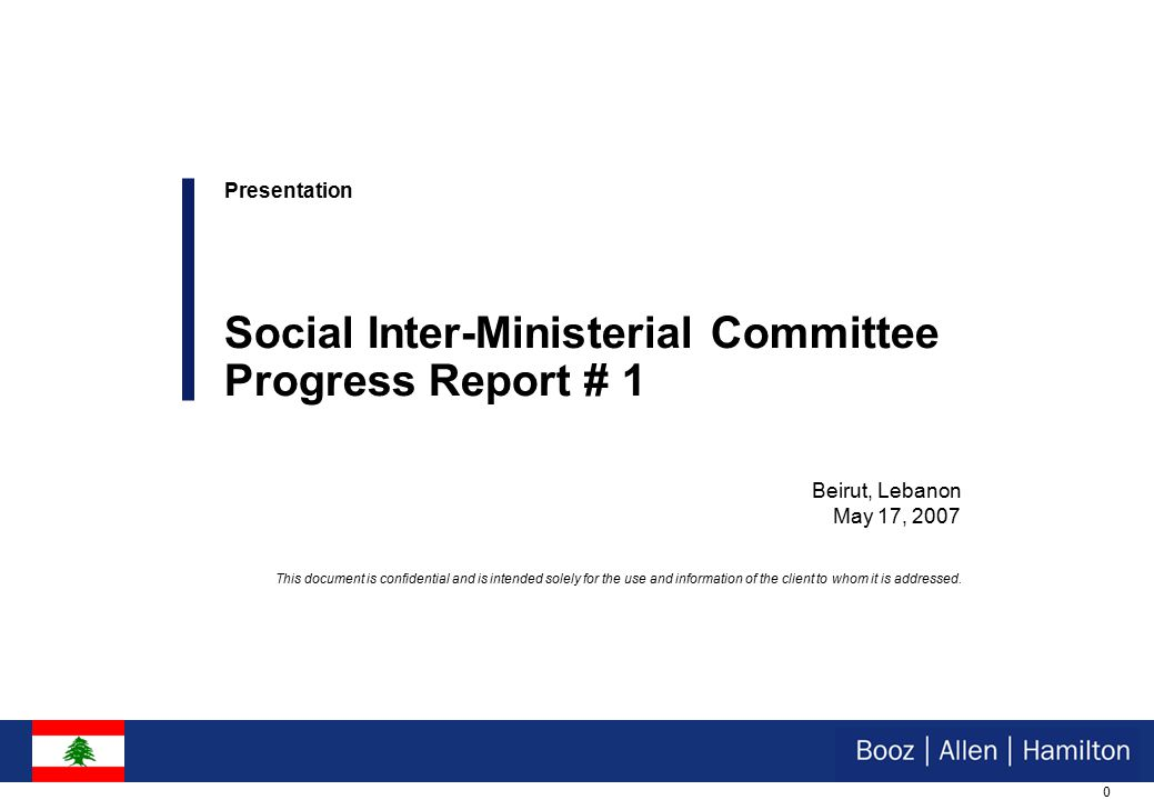 11 List of Programs and Initiatives Ministry of Social Affairs – Short-term Paris III Programs and Initiatives Sector Reform Programs and InitiativesStakeholdersPreliminary TimelineComments 2.Enhance management of social sector 2a.Establish and activate an Inter-ministerial Committee for Social Policy (ICSP) supported by a technical secretariat MoSAQ1 2007  Completed 2b.Formulate a comprehensive social strategyMoSA, ICSPQ2 2007 – Q4 2008 2c.Eliminate duplication and increase coordination in the delivery of social services and implementation of programs between the ministries of Education, Health and Social Affairs MoSA, ICSPQ2 2007 – Q4 2008 2e.Create a coordination mechanism for the implementation of local development projects MoSA, ICSPQ1 2007 – Q1 2008  Initiative already started 3.Prepare for the implementation of social safety nets programs 3a.Establish an put in place targeting mechanism (through proxy means testing) for implementing Safety Net programs MoSA, ICSPQ2 2007 – Q4 2008 4.Implement prioritized Safety Nets action plan 4b.Expand services offered to the disabled - Scale up and improve the already existing full in house service MoSAQ2 2007 – Q4 2007 PRELIMINARY Prioritization of Initiatives