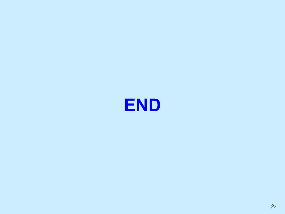 35 END