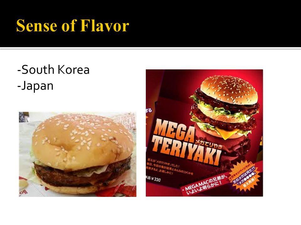 -South Korea -Japan