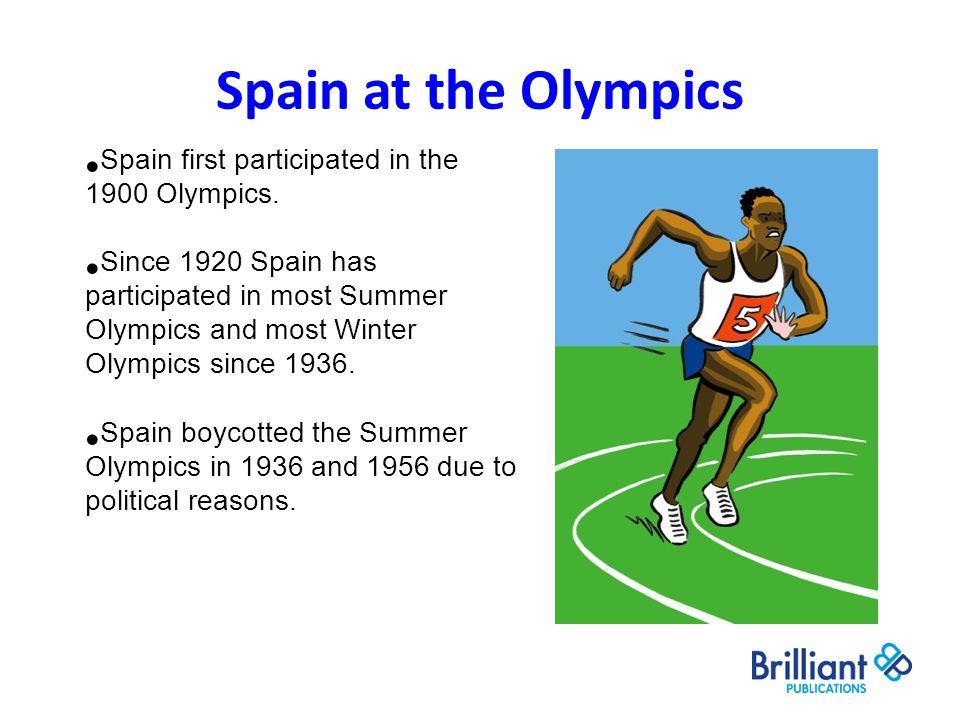 Olympics held in Spain The 1992 Summer Olympics were held in Spain in the city of Barcelona.