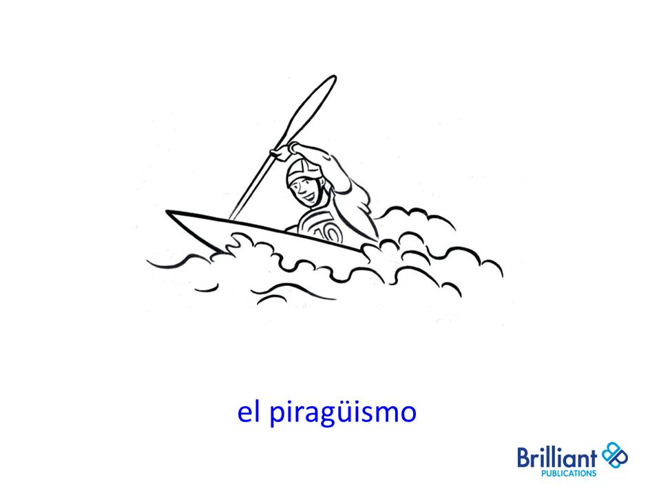 el piragüismo