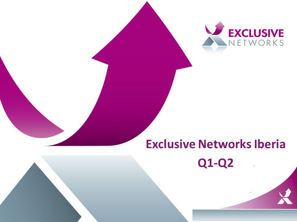 Exclusive Networks Iberia Q1-Q2