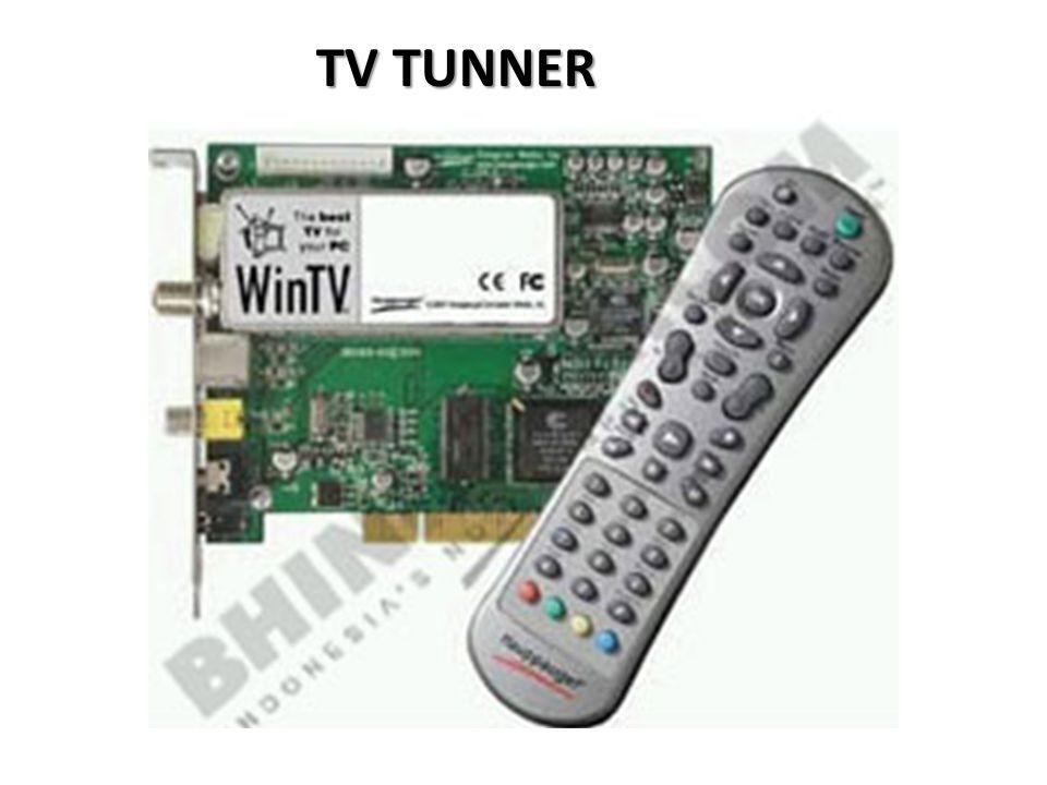 TV TUNNER