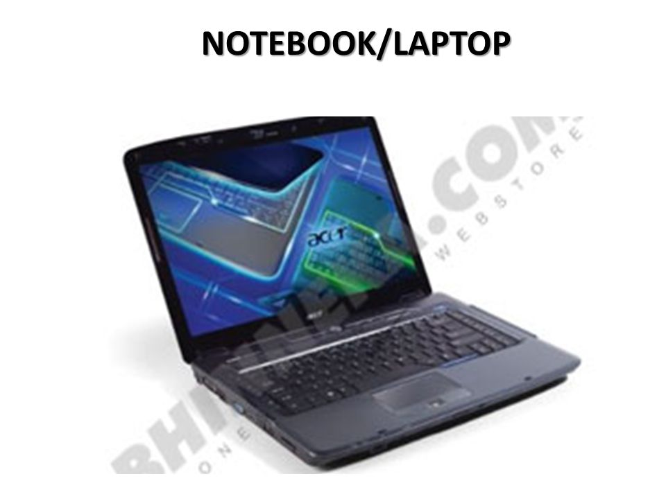 NOTEBOOK/LAPTOP