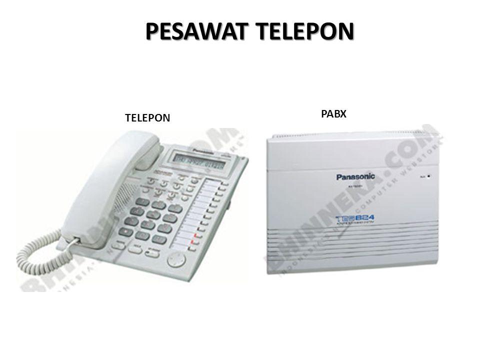 PESAWAT TELEPON TELEPON PABX