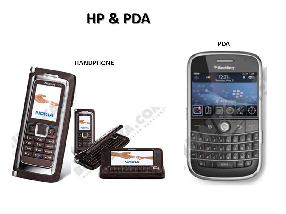 HP & PDA HANDPHONE PDA