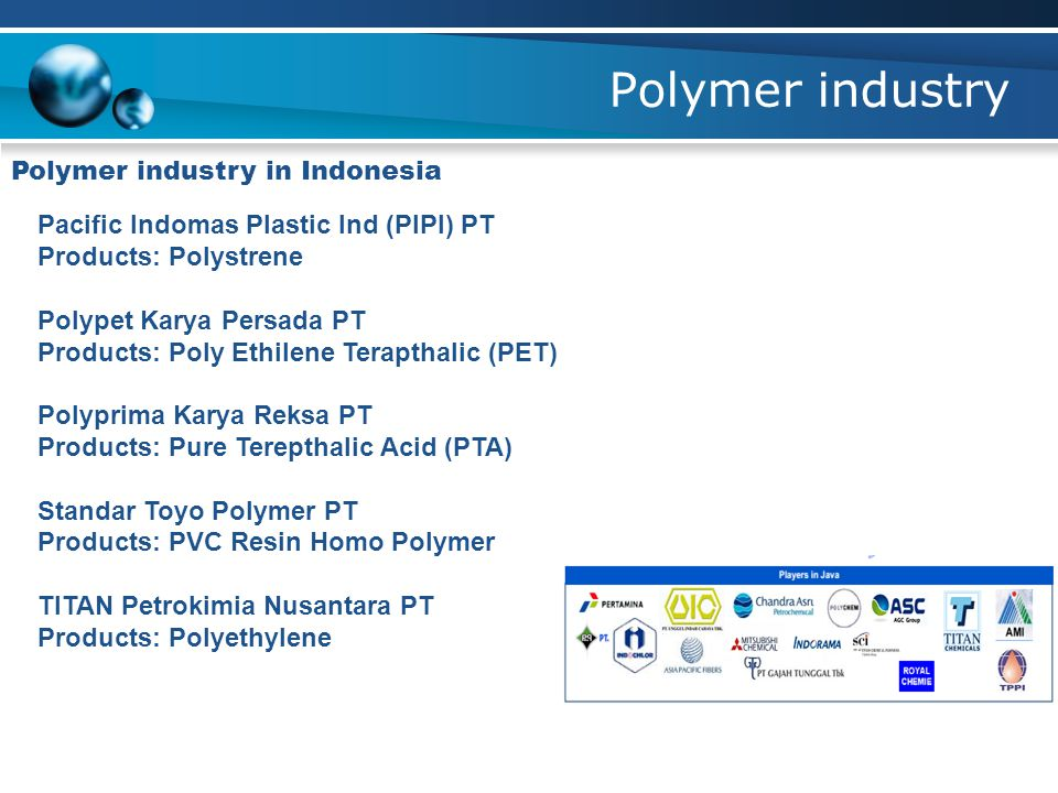 Polymer raw materials 1.Petroleum 2.Hydrocarbon sources