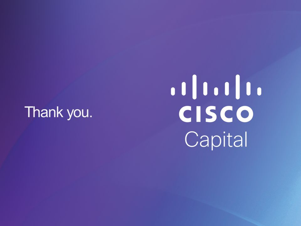 © 2012 Cisco and/or its affiliates. All rights reserved. Cisco Confidential 11