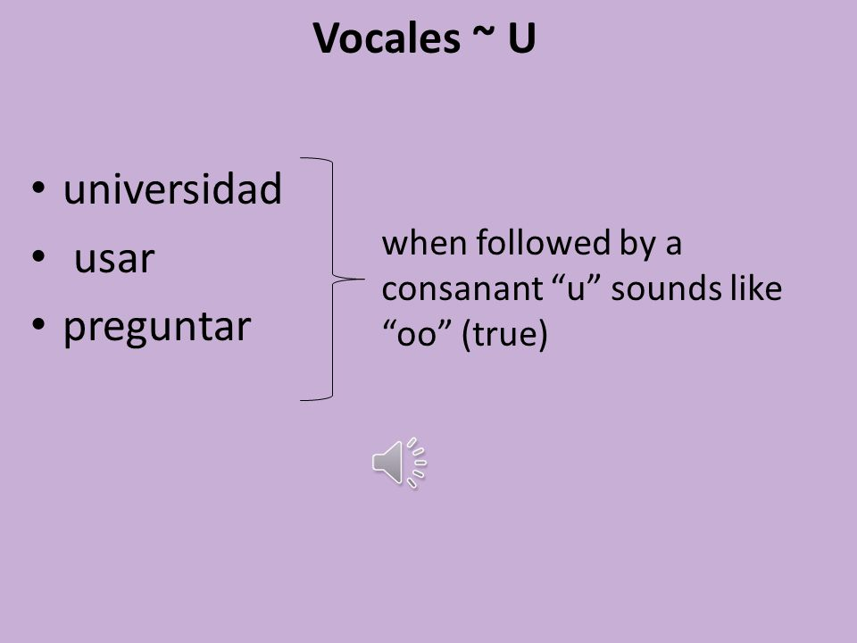 "Vocales ~ O hola hornear calendario ""o"" sounds like ""oh"" (open)"