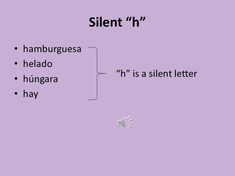 "Soft ""g"" vs. Hard ""g"" Soft ""g"": gemelo general gitano Hard ""g"": gato bélgo pregunta when ""g"" is followed by ""e"" or ""i"" it is soft like ""hey"" in Englis"