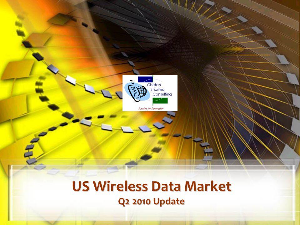 US Wireless Data Market Q2 2010 Update