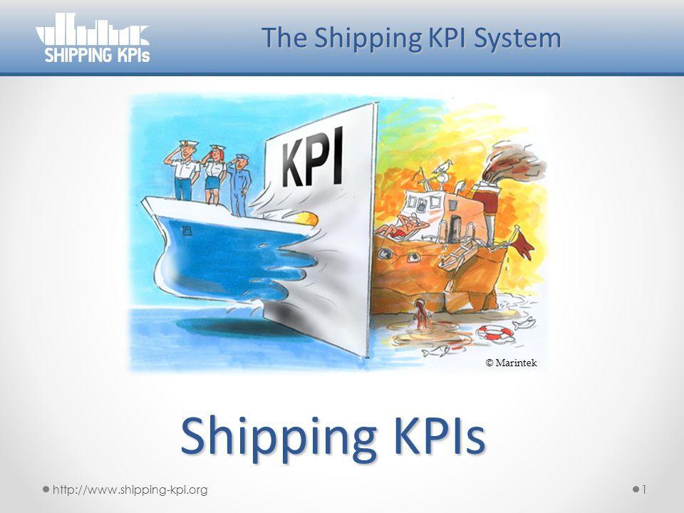 Demo http://www.shipping-kpi.org12