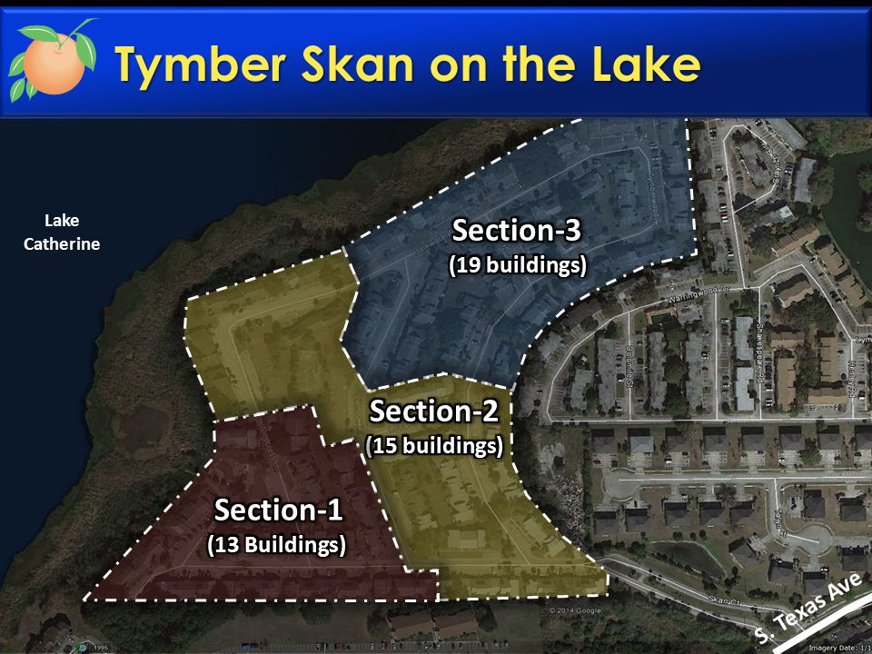 Lake Catherine Tymber Skan on the Lake S. Texas Ave