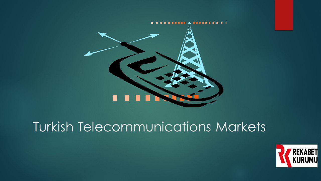 5 Turkish Telecommunications Markets-1 Telecoms Mobile Turkcell Vodafone Fixed Türk Telekom 5 AveaTurkcell Superonline TTNET