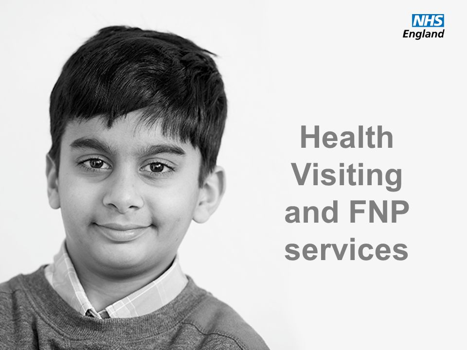 Health Visiting and FNP services