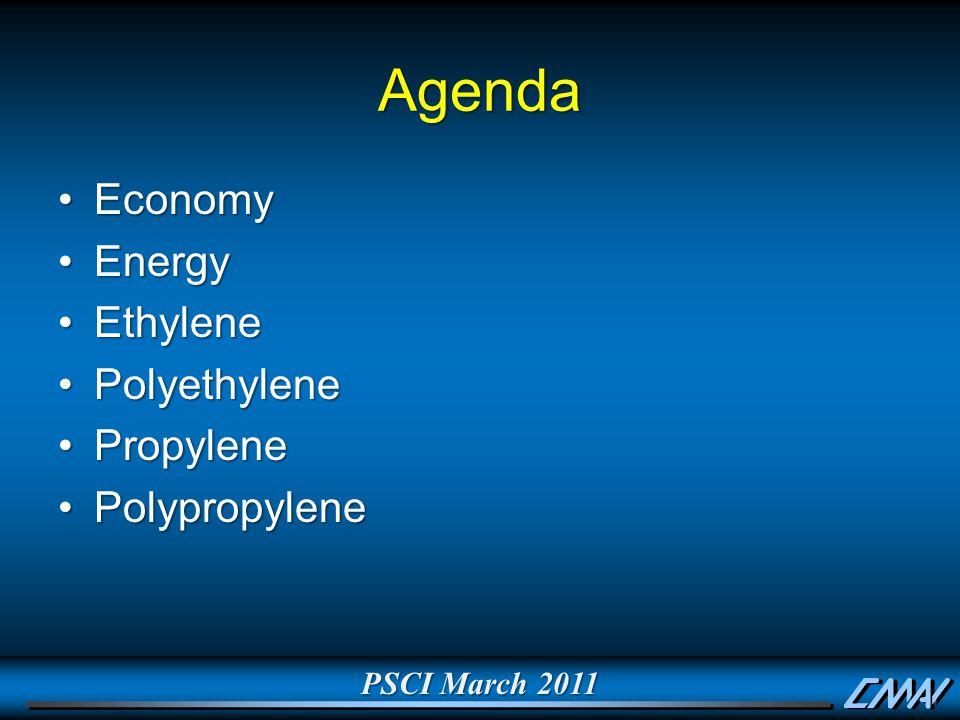 PSCI March 2011 World 2010 PG/CG Propylene Supply/Demand