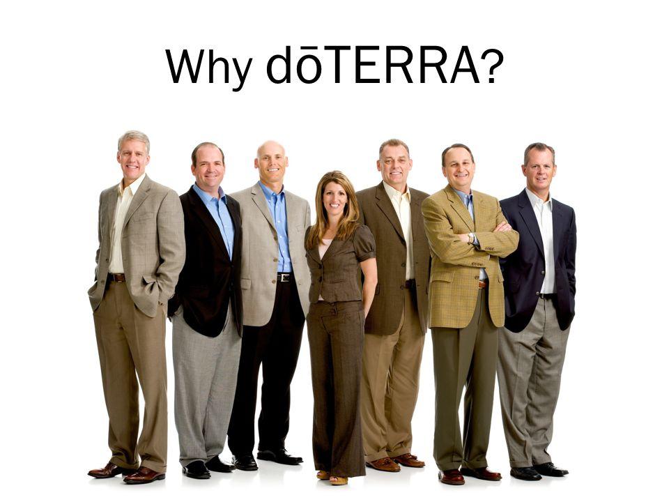 Why dōTERRA