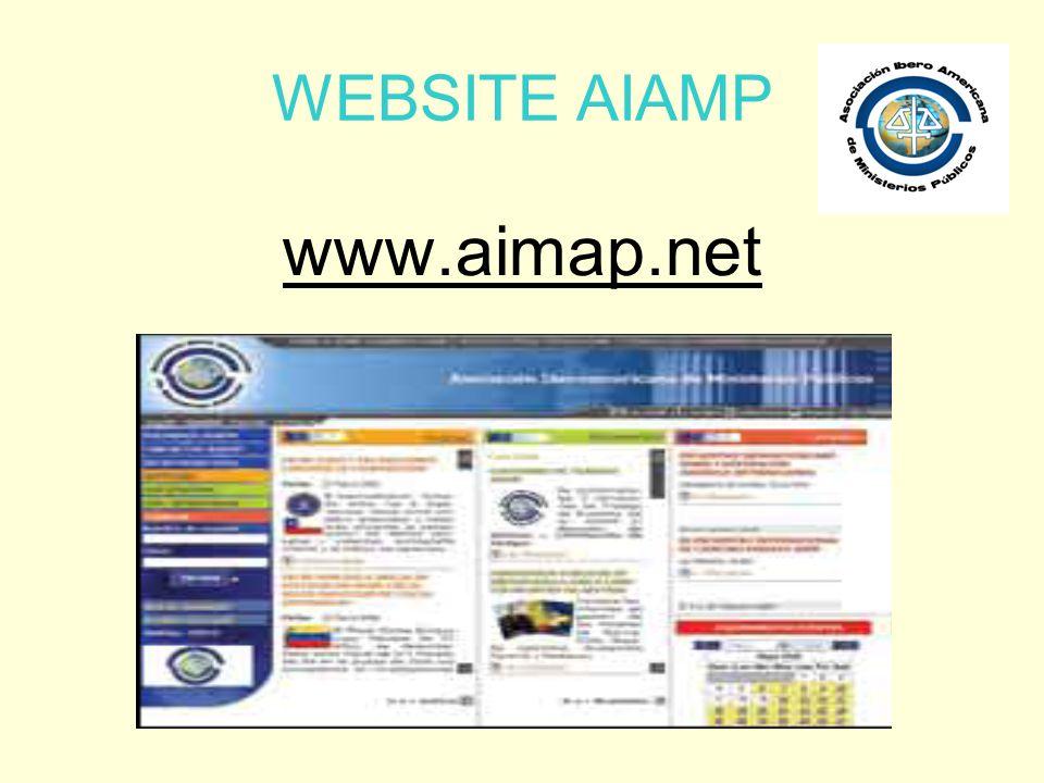 WEBSITE AIAMP www.aimap.net