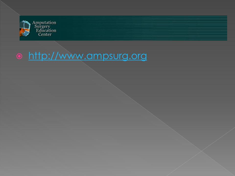  http://www.ampsurg.orghttp://www.ampsurg.org