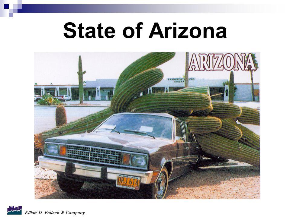 Elliott D. Pollack & Company State of Arizona