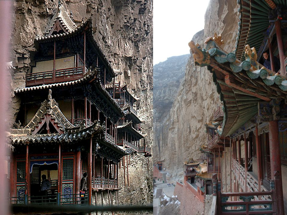The monastery and everything it symbolizes embodies a great cultural achievement of Chinese people.
