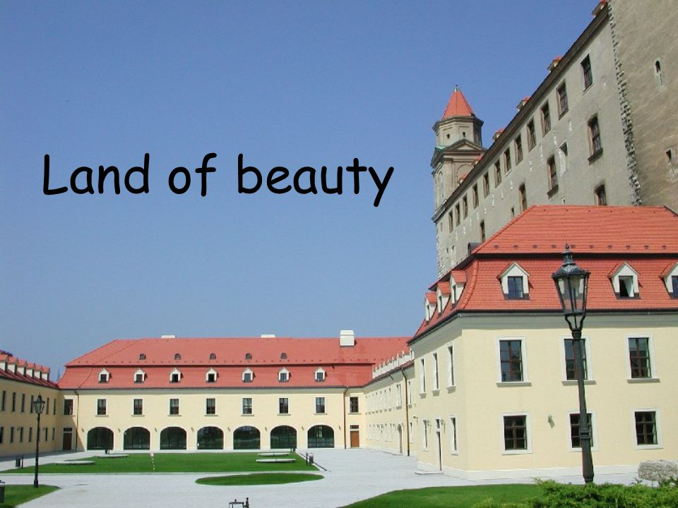 Land of beauty