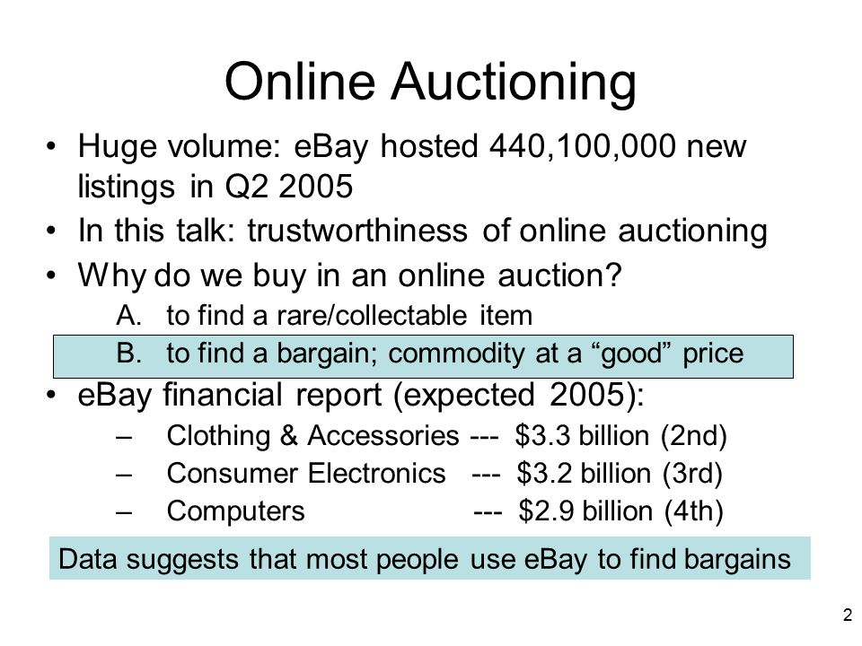 13 Step 1: The N Model Number of auctions for seller Suspicious: 5% of high-volume sellers Correlation: many auctions implies low number of bids Suspicious seller: one that posts many auctions and still attracts many bids Average bids per auction